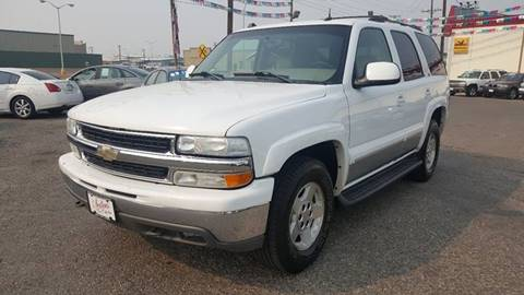2004 Chevrolet Tahoe for sale in Idaho Falls, ID