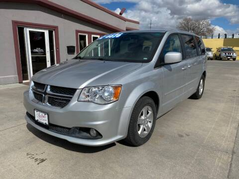 2012 Dodge Grand Caravan for sale at Sexton's Car Collection Inc in Idaho Falls ID