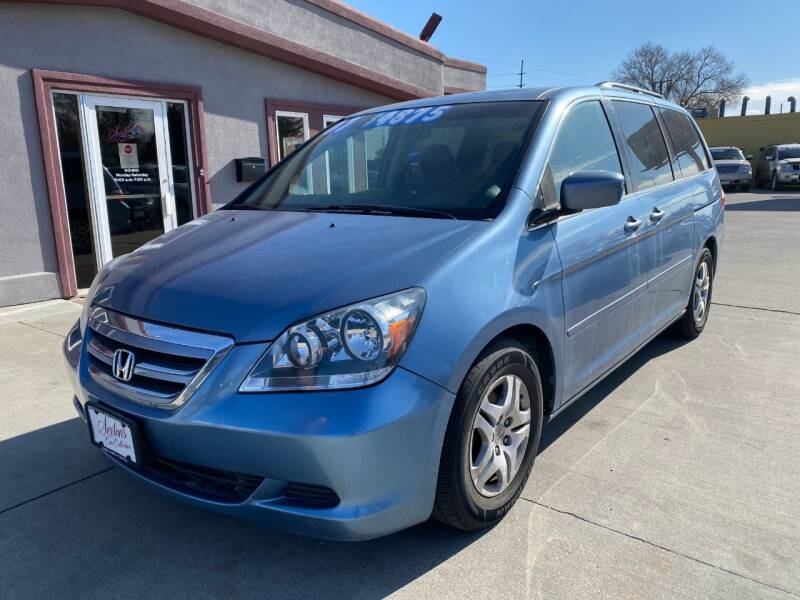 2007 Honda Odyssey for sale at Sexton's Car Collection Inc in Idaho Falls ID