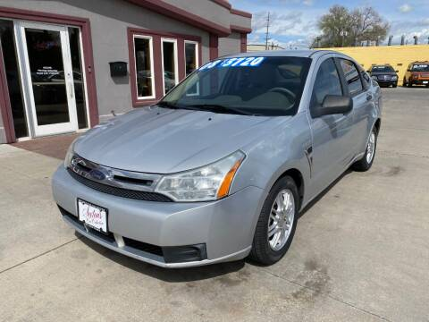 2008 Ford Focus for sale at Sexton's Car Collection Inc in Idaho Falls ID