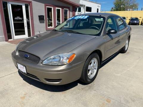 2007 Ford Taurus for sale at Sexton's Car Collection Inc in Idaho Falls ID