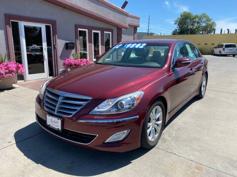 2012 Hyundai Genesis for sale at Sexton's Car Collection Inc in Idaho Falls ID