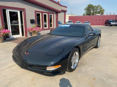 1998 Chevrolet Corvette for sale at Sexton's Car Collection Inc in Idaho Falls ID