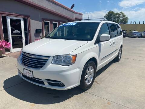 2013 Chrysler Town and Country for sale at Sexton's Car Collection Inc in Idaho Falls ID