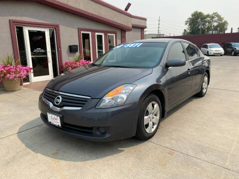 2008 Nissan Altima for sale at Sexton's Car Collection Inc in Idaho Falls ID