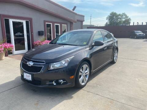 2014 Chevrolet Cruze for sale at Sexton's Car Collection Inc in Idaho Falls ID