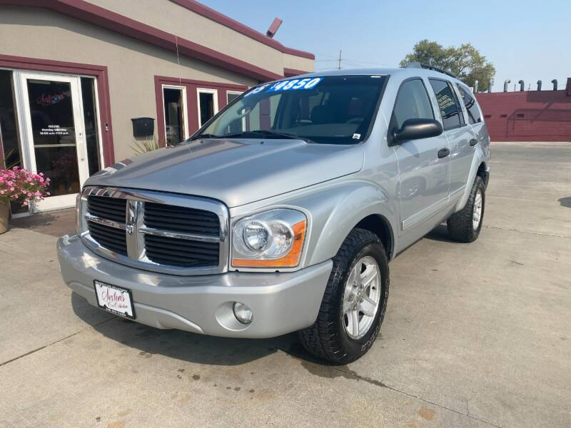 2005 Dodge Durango for sale at Sexton's Car Collection Inc in Idaho Falls ID