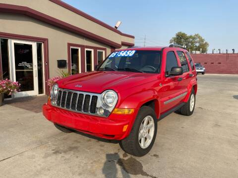 2005 Jeep Liberty for sale at Sexton's Car Collection Inc in Idaho Falls ID