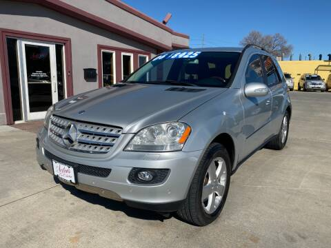 2006 Mercedes-Benz M-Class for sale at Sexton's Car Collection Inc in Idaho Falls ID