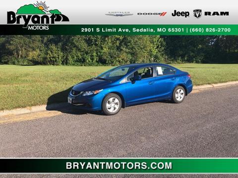 2015 Honda Civic for sale in Sedalia, MO