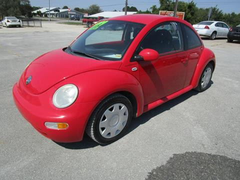 2002 Volkswagen New Beetle for sale in Blue Springs, MO