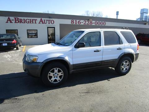 2005 Ford Escape for sale in Blue Springs MO