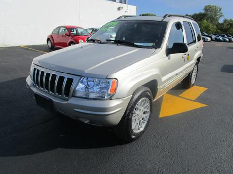 2003 Jeep Grand Cherokee for sale in Blue Springs MO