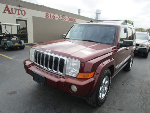 2008 Jeep Commander for sale in Blue Springs, MO