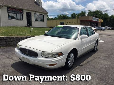 2003 Buick LeSabre for sale at Discount Motors Inc in Nashville TN