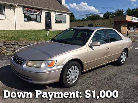 2000 Toyota Camry for sale at Discount Motors Inc in Nashville TN