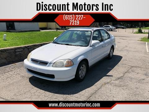1996 Honda Civic for sale in Nashville, TN