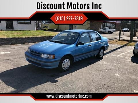 1993 Toyota Tercel for sale in Nashville, TN