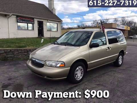1999 Mercury Villager for sale in Nashville, TN
