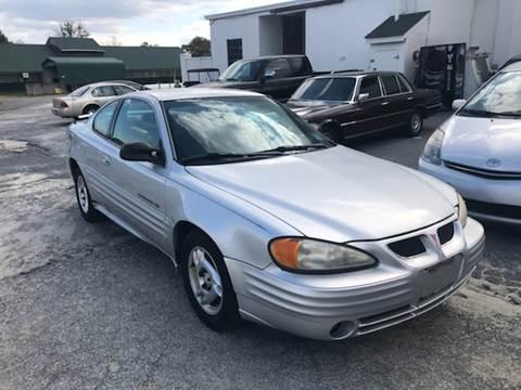 2001 Pontiac Grand Am for sale in Wilmington, DE