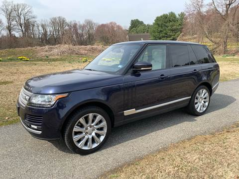 2014 Land Rover Range Rover for sale in Wilmington, DE