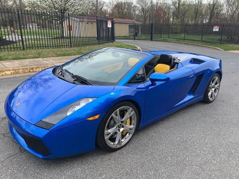 2008 Lamborghini Gallardo for sale in Wilmington, DE
