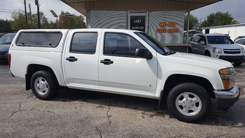 2007 Chevrolet Colorado for sale in Wauseon, OH