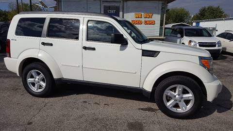 2010 Dodge Nitro for sale in Wauseon, OH
