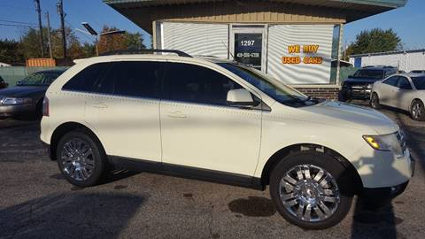 2008 Ford Edge for sale in Wauseon, OH