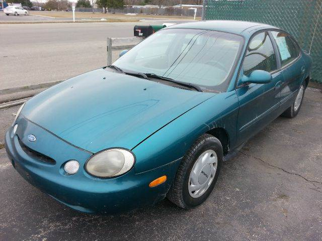 1996 Ford Taurus for sale at Wagner Motors LLC in Wauseon OH