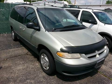 2000 Dodge Grand Caravan for sale at Wagner Motors LLC in Wauseon OH