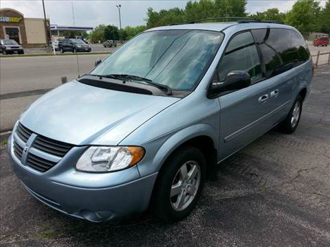 2005 Dodge Grand Caravan for sale at Wagner Motors LLC in Wauseon OH
