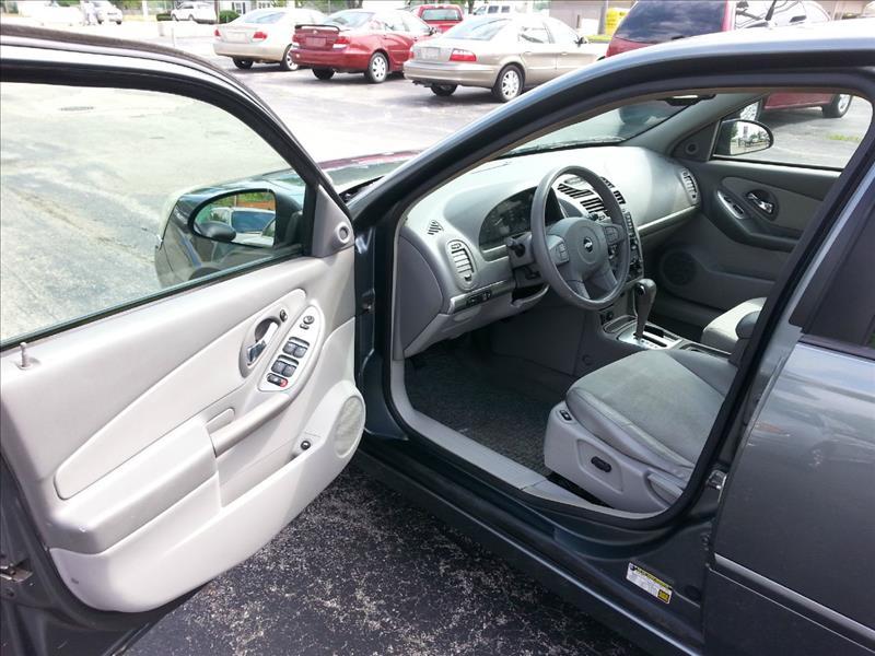 2005 Chevrolet Malibu LT 4dr Sedan - Wauseon OH