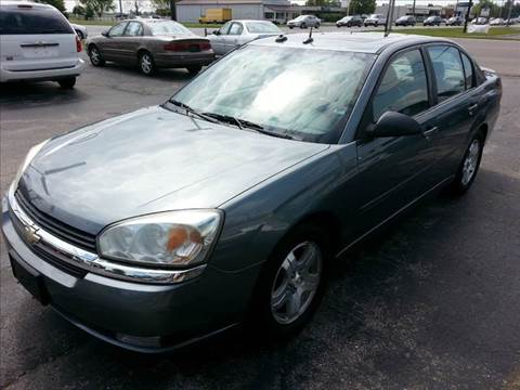 2005 Chevrolet Malibu for sale at Wagner Motors LLC in Wauseon OH