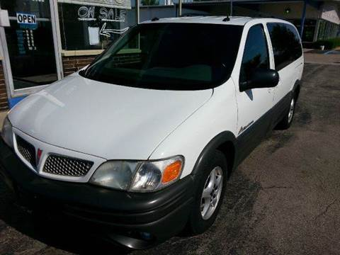 2004 Pontiac Montana for sale at Wagner Motors LLC in Wauseon OH