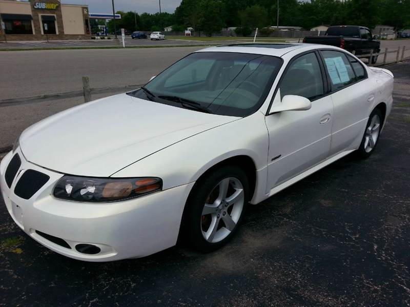 2005 Pontiac Bonneville for sale at Wagner Motors LLC in Wauseon OH