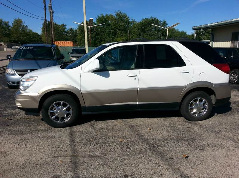 2004 Buick Rendezvous CXL 4dr SUV - Wauseon OH