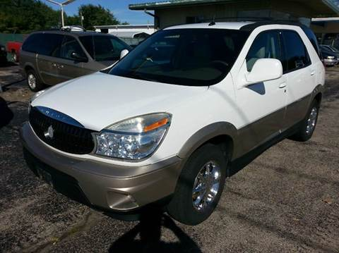 2004 Buick Rendezvous for sale at Wagner Motors LLC in Wauseon OH