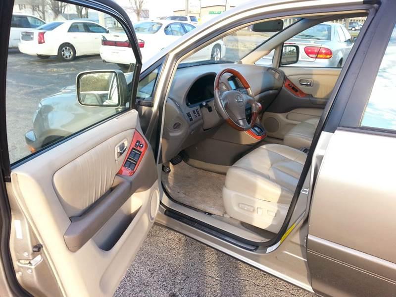 2002 Lexus RX 300 AWD 4dr SUV - Wauseon OH