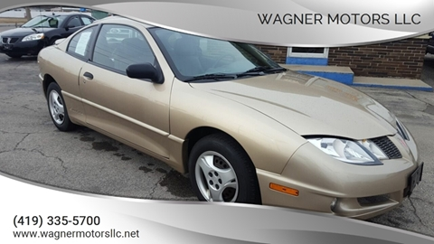 2005 Pontiac Sunfire for sale in Wauseon, OH