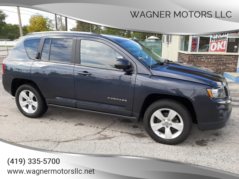 2014 Jeep Compass 4x4 Sport 4dr SUV - Wauseon OH
