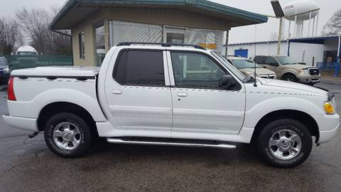 2005 Ford Explorer Sport Trac for sale in Wauseon, OH