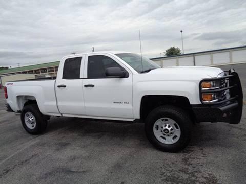 2015 Chevrolet Silverado 2500HD $19,900