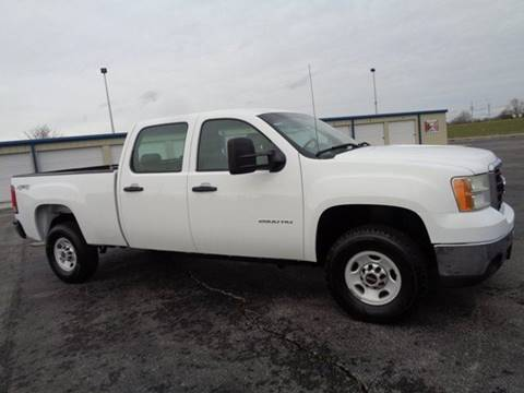 2010 GMC Sierra 2500HD for sale in Lawrenceburg, TN