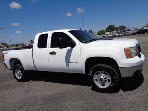 2011 GMC Sierra 2500HD for sale in Lawrenceburg, TN