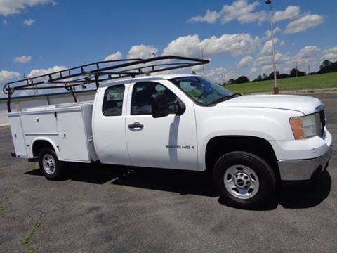 2008 GMC Sierra 2500HD for sale in Lawrenceburg, TN