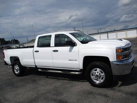2017 Chevrolet Silverado 2500HD for sale in Lawrenceburg, TN