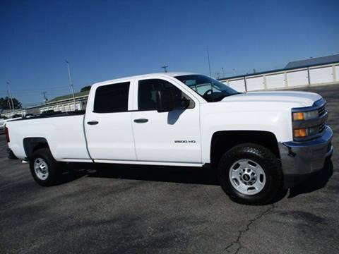 2015 Chevrolet Silverado 2500HD for sale in Lawrenceburg, TN