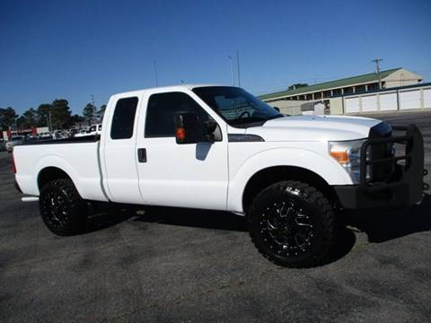2011 Ford F-250 Super Duty for sale in Lawrenceburg, TN