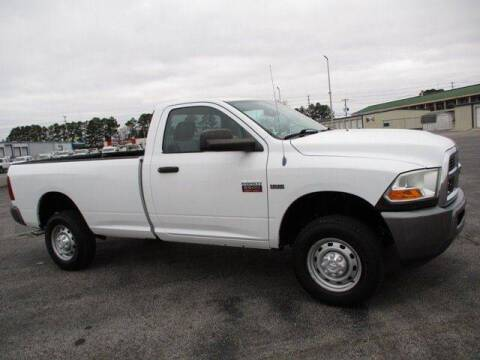 2010 Dodge Ram Pickup 2500 for sale in Lawrenceburg, TN
